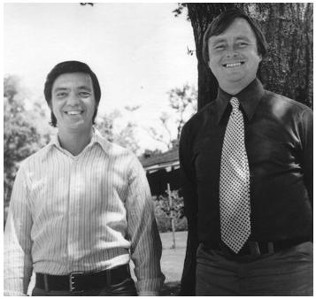 Puthoff et Swann, pères du CRV