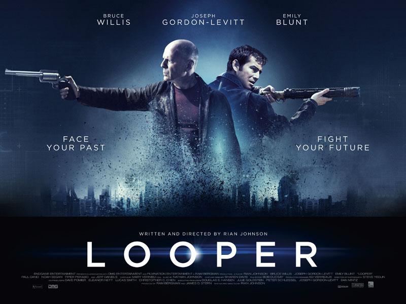 Looper, un nouveau film sur le voyage dans le temps