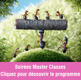 Soirées Master Classes - Description
