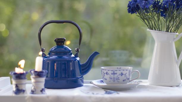 Dix nouvelles clés de votre réveil créatif - Mettez-vous au bleu et 'au vert'