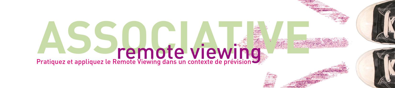 Associative remote viewing forex