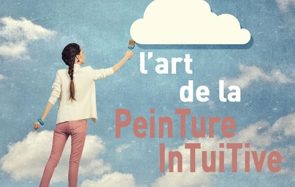 Déployer son intuition dans un processus créatif lors de ce stage sur l'art de la peinture intuitive