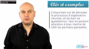 Formation en ligne pour développer son intuition - Clés et exemples - iRiS, école de l'intuition